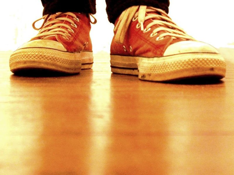 Bacteria on shoes could be used in forensic investigations