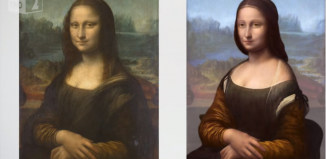The two faces of Mona Lisa: hidden portrait found beneath the masterpiece